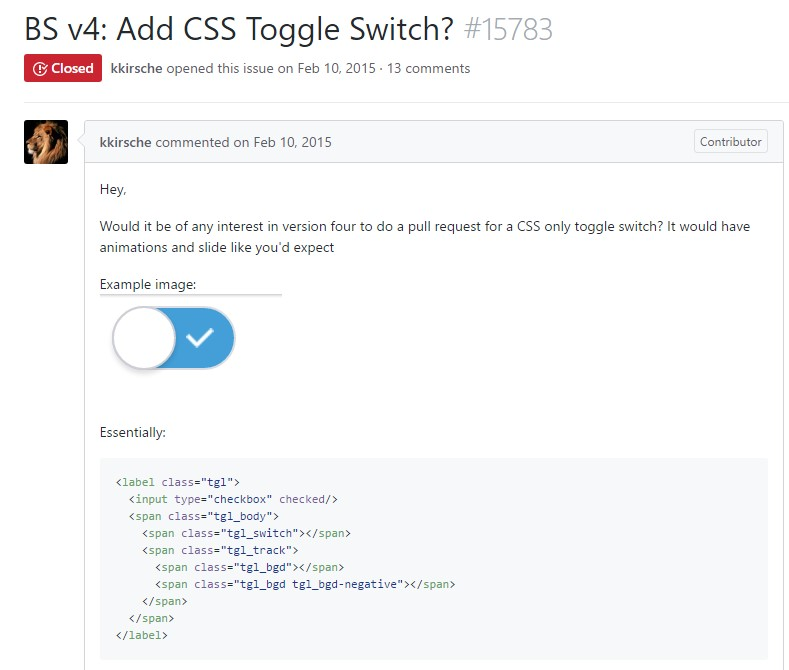 Tips on how to add CSS toggle switch?